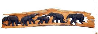 Bear Relief Carving i