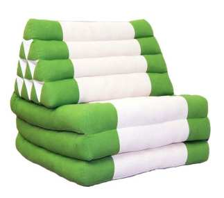 Triangle Pillow/Pad Gr White S