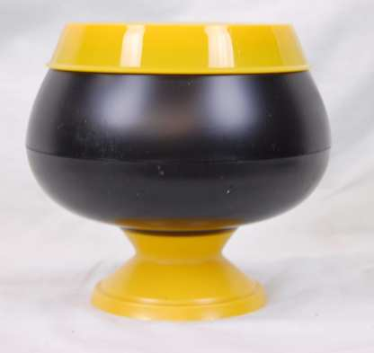 Small Alms Bowl with Stand