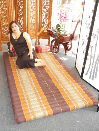 Traditional Thai Pillows and Mattresses