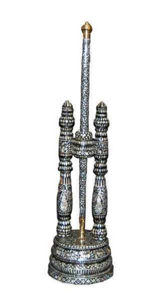 Buddhist Ceremonial Stand W8