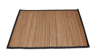 Brown Bamboo Placemat