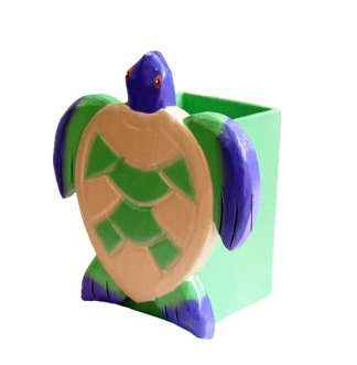 Turtle Pencil-Pen Holder