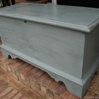 Renewed Cedar Chest
