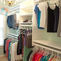 A Total Closet Makeover!