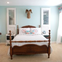 Teenage Girl Bedroom Makeover
