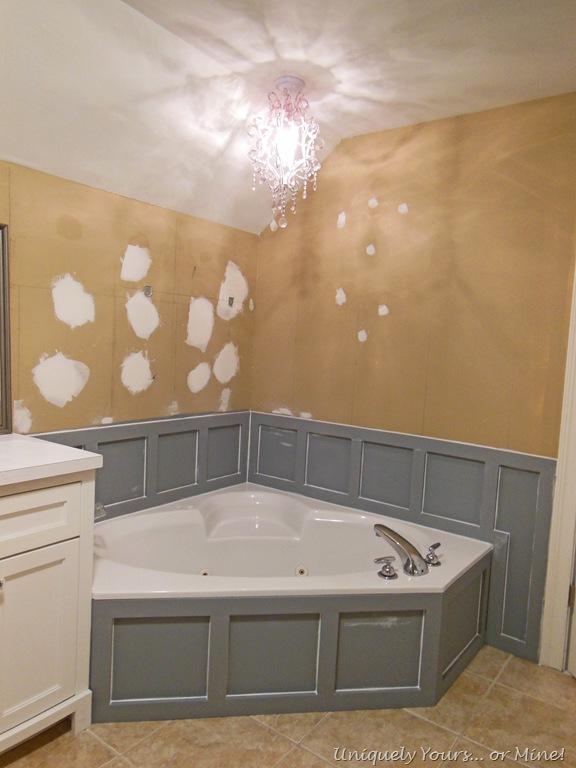 master bathroom updates part 2