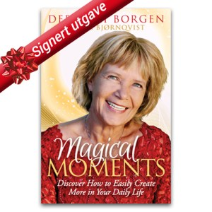 Produktbilde Magical Moments signert utgave