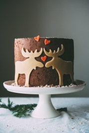 Marzipan Moose Mousse Cake – recipe and tutorial shared by My Name Is Yeh