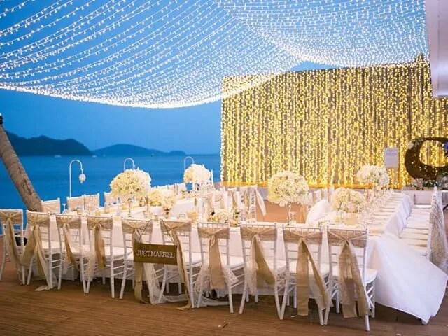 Beach Club Wedding F And M 52