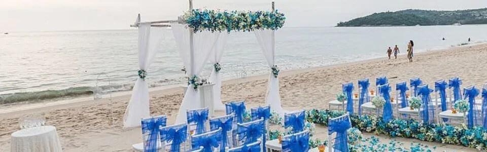 Wedding Vow Renewal Layan Beach Phuket