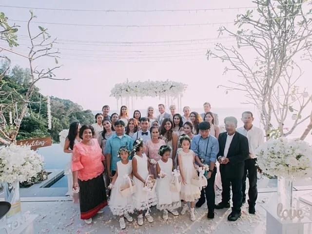 Jub & Jamie Wedding 1st February 2018 Villa Aquila 378