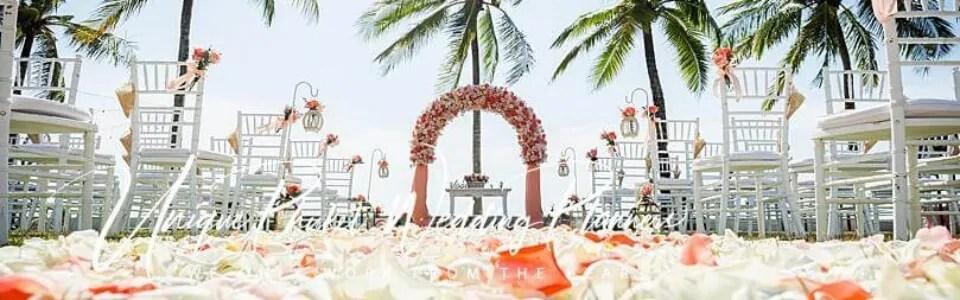 Kitty & Mike Villa Jia, Sava Beach Villa Wedding - 16th February 2019 - Unique Phuket