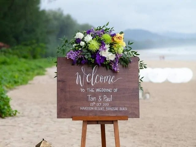 Tan & Paul 29th October, 2019 Haadson Resort Phang Nga 32