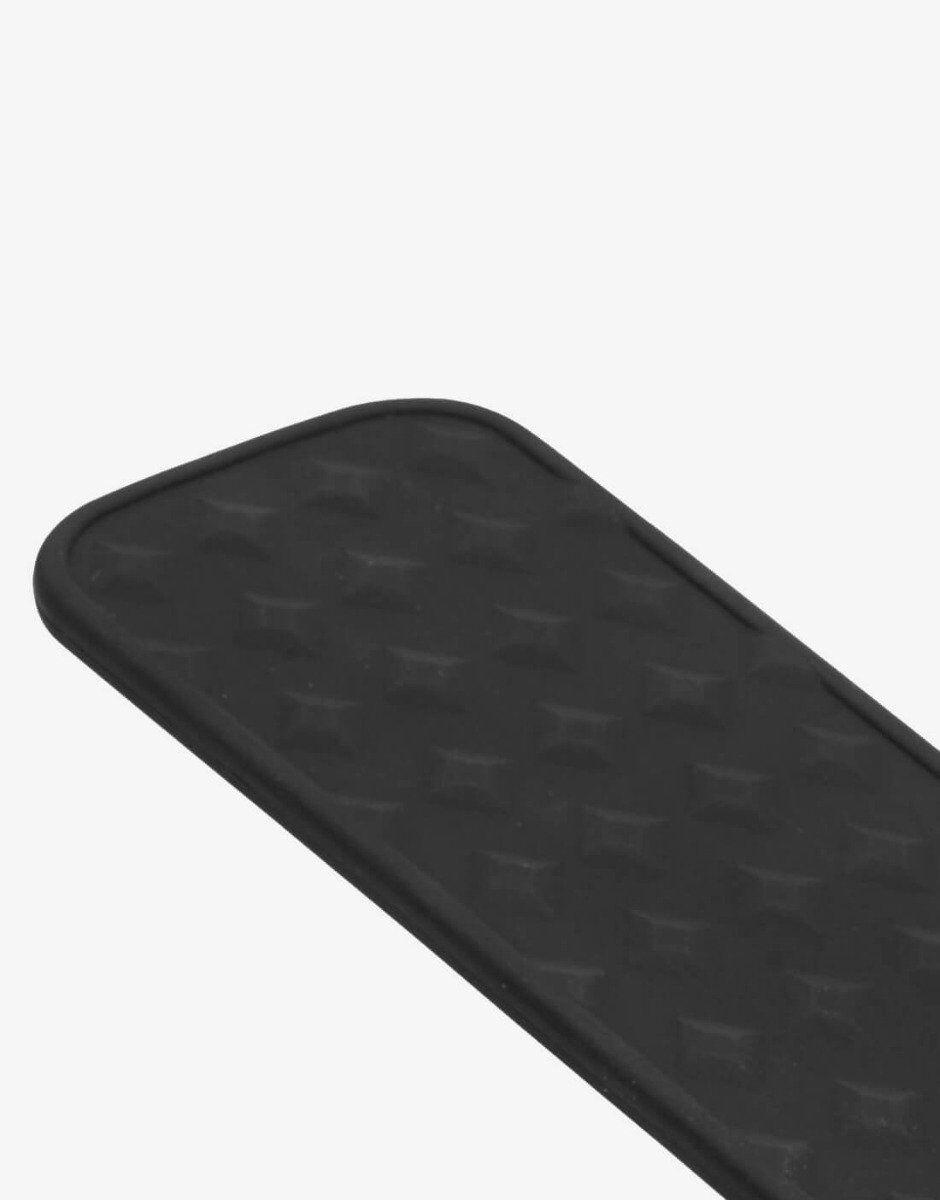 Mønstret på paddlen overføres ved smæk