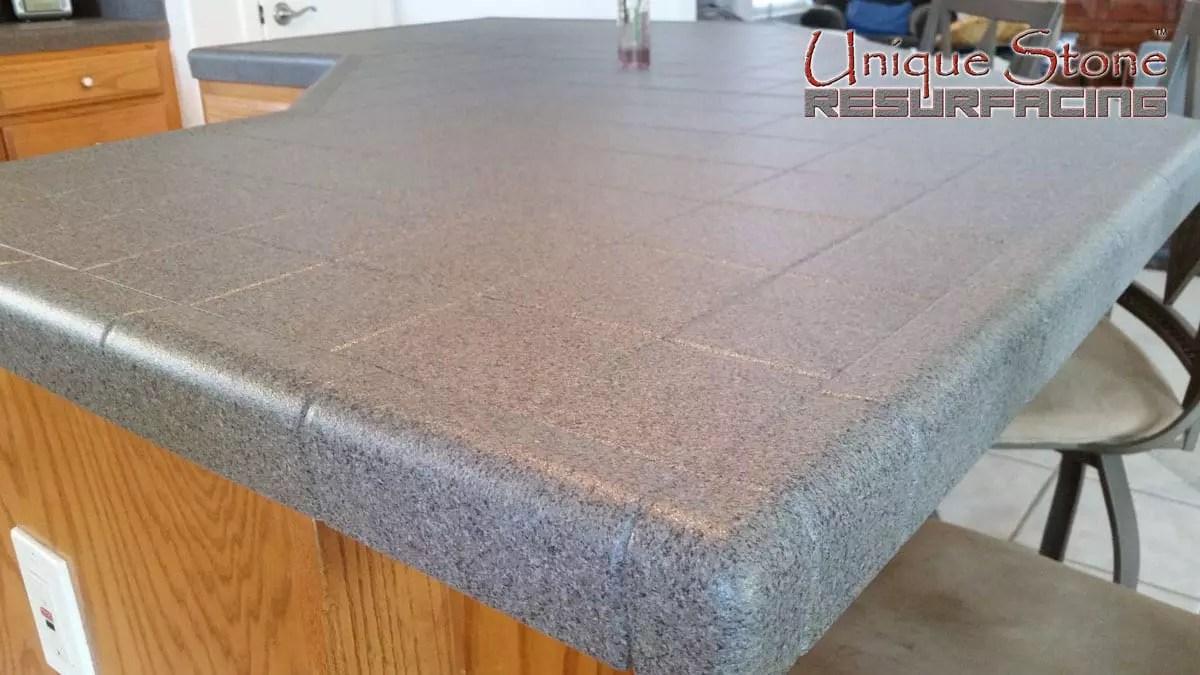 kitchen tile countertops unique stone