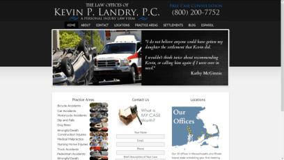 Kevin P. Landry, PC