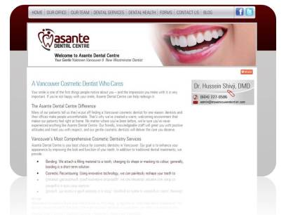 Asante Dental Centre