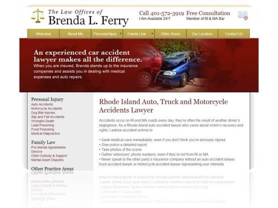 Brenda Ferry Law