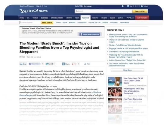 Modern Brady Bunch