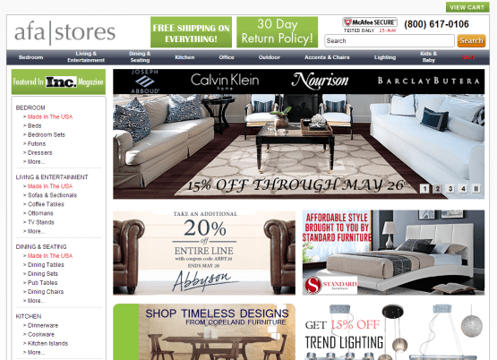 AFA Furniture Stores