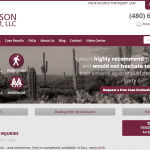 Blog Posts for a Personal Injury Attorney