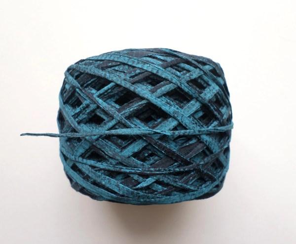 Denim-like Yarn