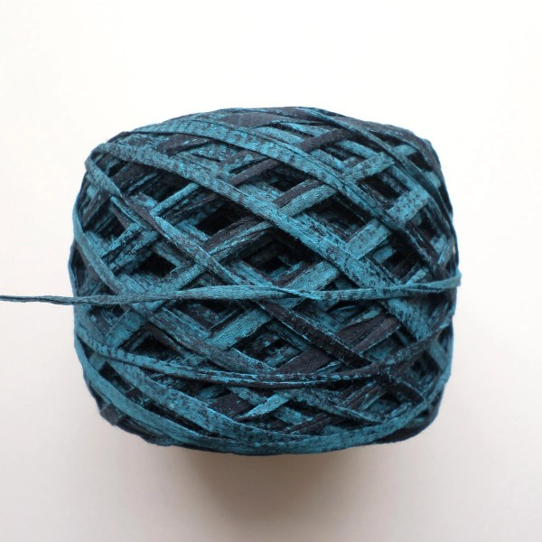 Denim-like Yarn