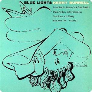 Kenny Burrel - Blue Lights
