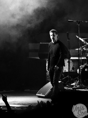 System of a Down au Zénith de Nancy, le 7 juin 2017. (photos: Léa Fox)