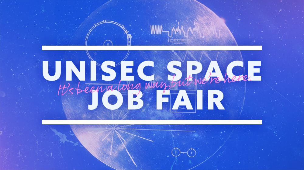UNISEC SPACE JOB FAIR 開催予定!