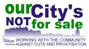 City Not For Sale