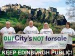 Keep Edinburgh Public
