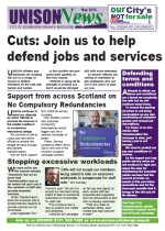 UNISON News May 2016