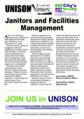 Janitors and Facilities Management Review July 2017