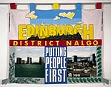 Edinburgh Nalgo banner
