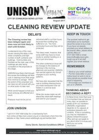 thumbnail of FM Newsletter – August 2017