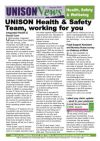 thumbnail of Health & Safety News August