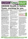 UNISON Health & Safety October Update