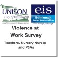 Unions call for action as surveys show level of violence towards staff in Edinburgh schools and classes