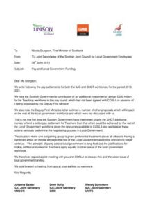 thumbnail of Joint Sec Letter to NS re Pay 280619