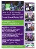 AGM 2020 Agenda and Annual Report