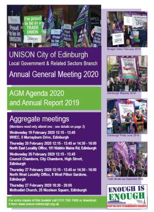 AGM 2020 Agenda and Annual Report
