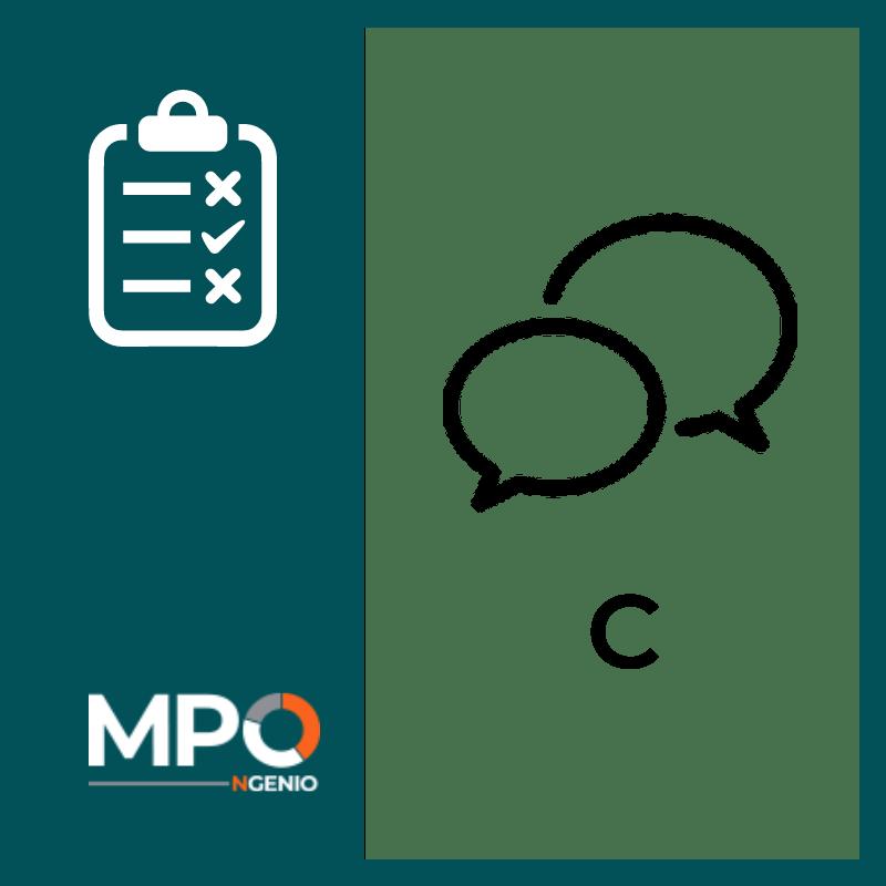 MPO communication