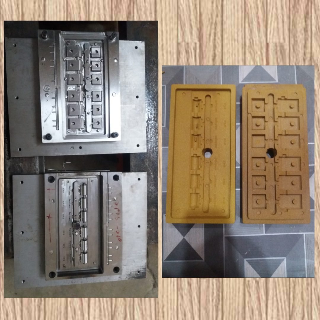 shell moulding dies