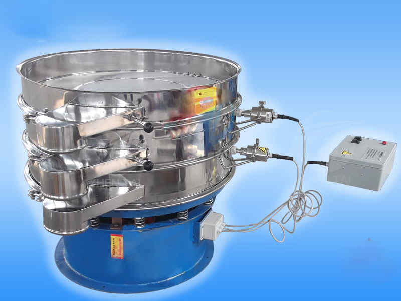 1 for 2 ultrasonic sieving machine