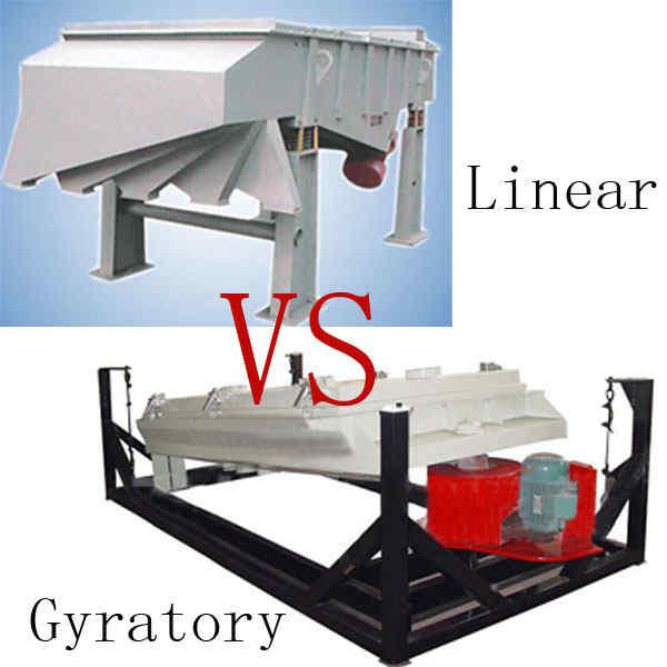 Linear VS gyrotary