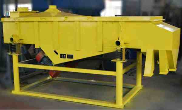 linear vibrating screen2