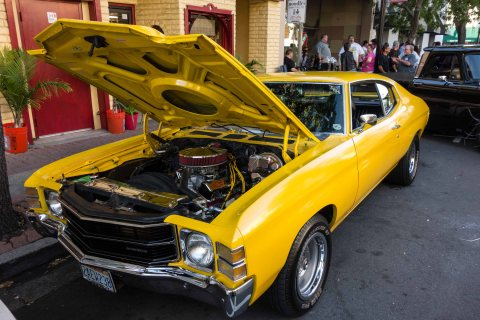 Muscle cars never go aout of style