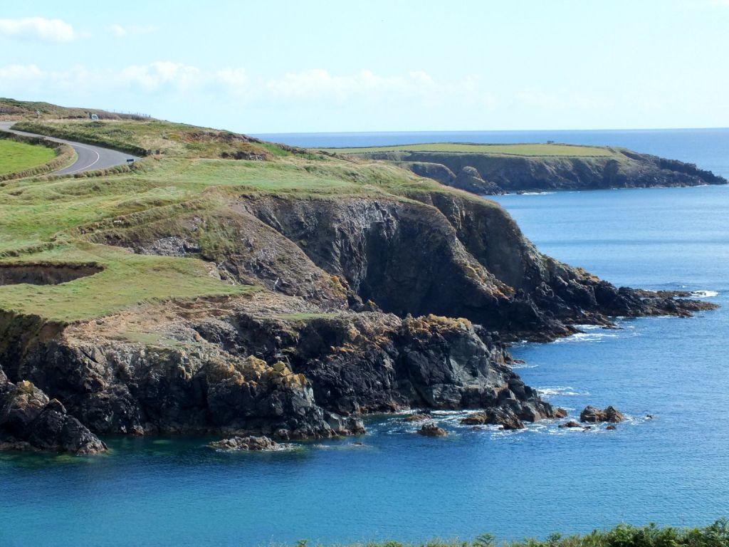 Copper Coast Geoparco Irlanda